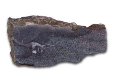 sezione di roccia di arenaria
