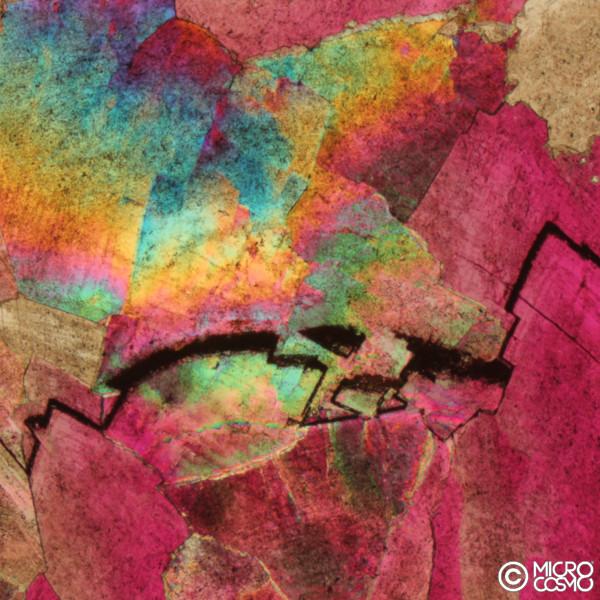 cristalli di dolomite