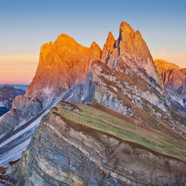 monte Seceda